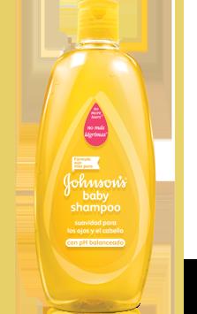 Johnson's baby shampoo - con ph balanceado