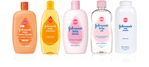 Productos JOHNSON'S® baby