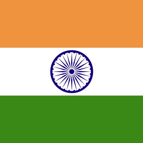 Flag of Inda