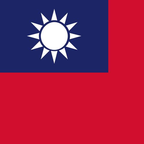 Flag of Tawain